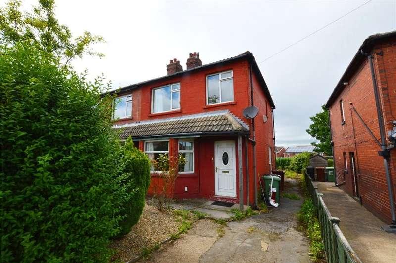 3 Bedrooms Semi Detached House for sale in 704 Leeds & Bradford Road, Leeds