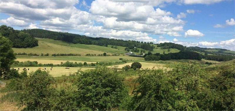 Land Commercial for sale in Woodburn Farm, Roberton, Hawick, Scottish Borders