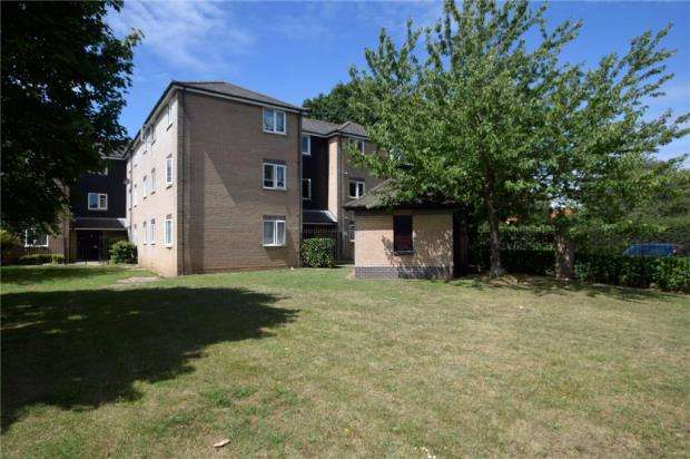 2 Bedrooms Apartment Flat for sale in Ranger Walk, Colchester, Essex