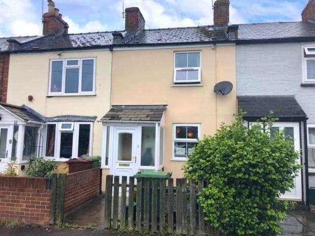 2 Bedrooms Terraced House for sale in Marsh Lane, Cheltenham, Gloucestershire