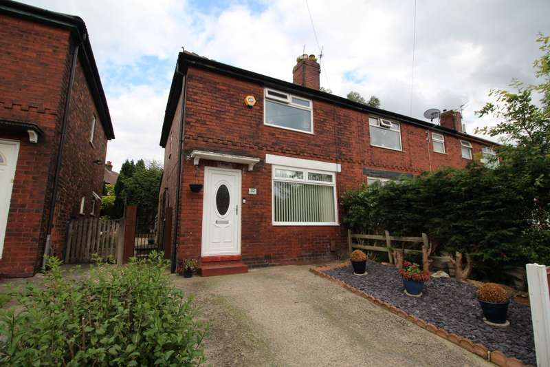 3 Bedrooms End Of Terrace House for sale in Bell Clough Road, Droylsden, Manchester, Greater Manchester, M43