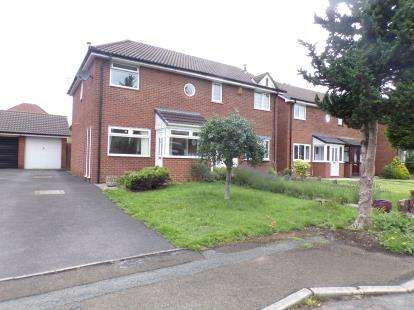 3 Bedrooms Semi Detached House for sale in Swallowfield, Leigh, Wigan, Greater Manchester, WN7