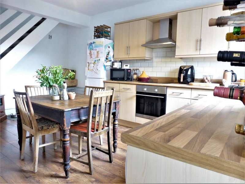 3 Bedrooms End Of Terrace House for sale in Highgate Lane, Goldthope, Rotherham, S63 9BJ