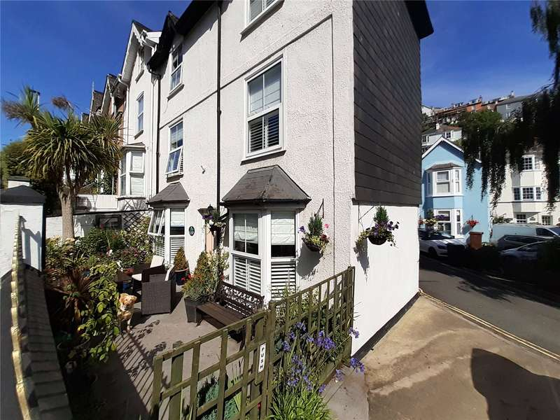 4 Bedrooms End Of Terrace House for sale in Victoria Road, Dartmouth, TQ6