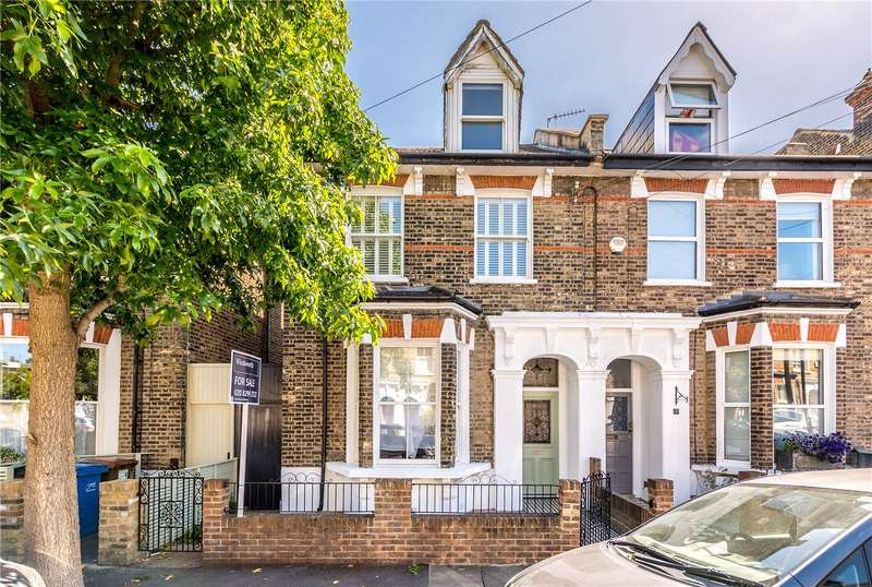 4 Bedrooms Semi Detached House for sale in Derwent Grove, East Dulwich, London, SE22