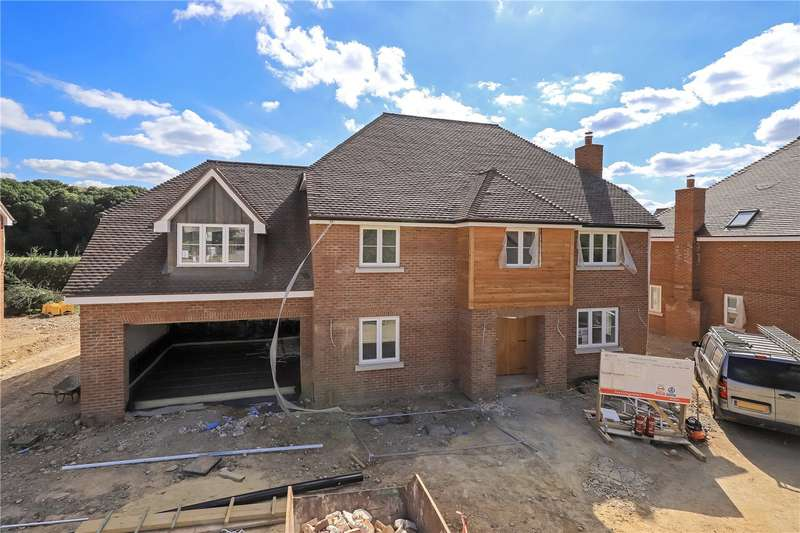 5 Bedrooms Detached House for sale in Awbridge, Romsey, Hampshire, SO51
