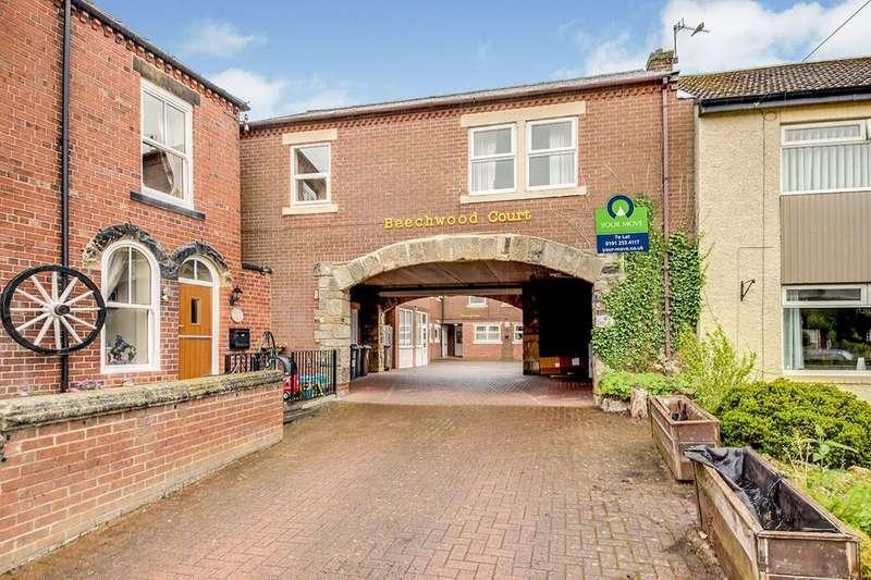 1 Bedroom Flat for rent in Front Street, Earsdon, Whitley Bay, NE25