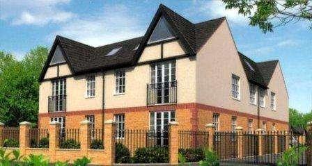 1 Bedroom Flat for rent in Millennium Court, Cheshunt