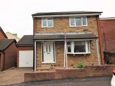 3 Bedrooms Detached House for sale in High Street, Staincross, BARNSLEY