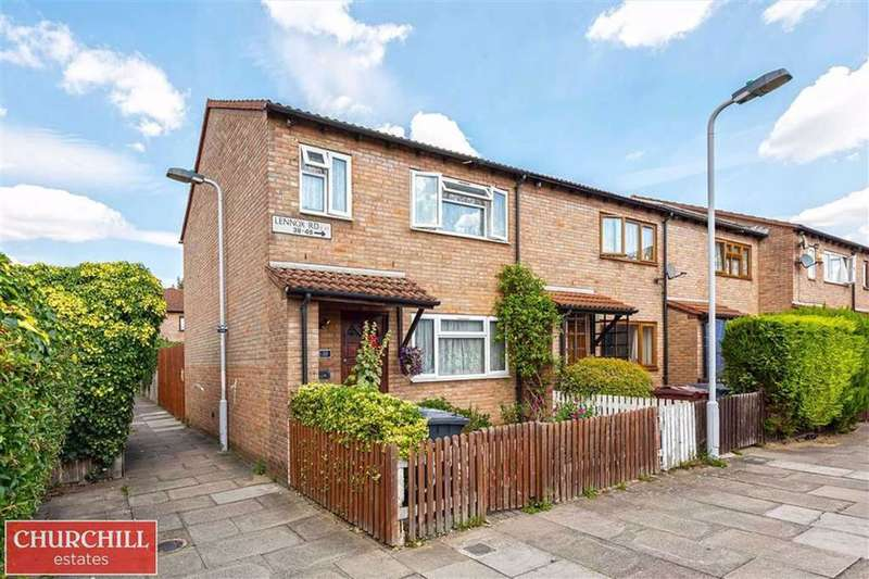 3 Bedrooms End Of Terrace House for sale in Lennox Road, Walthamstow, London