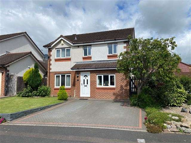 4 Bedrooms Detached House for sale in Tribune Drive, Houghton, Carlisle, Cumbria, CA3 0LF