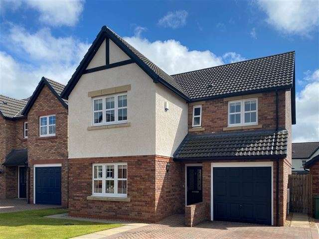 4 Bedrooms Detached House for sale in Kinmont Way, Kingstown, Carlisle, Cumbria, CA6 4FA