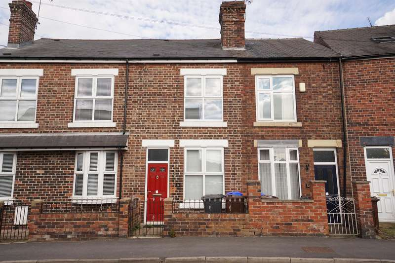 3 Bedrooms Terraced House for sale in Furnace Lane, Woodhouse Mill, Sheffield, S13 9XF