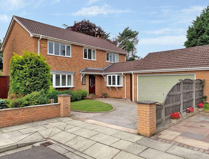 4 Bedrooms Detached House for sale in Broadlands, Birkdale, Southport