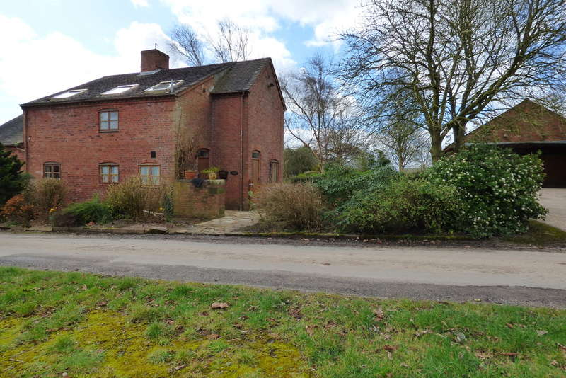 4 Bedrooms Detached House for sale in Radmore Wood Farm, Abbots Bromley, Staffordshire