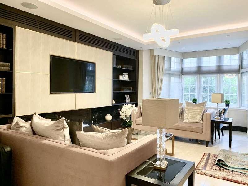 4 Bedrooms Flat for rent in Parkside, Knightsbridge SW1