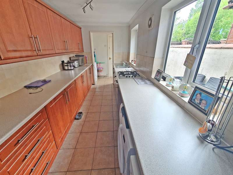 2 Bedrooms End Of Terrace House for sale in Wigan Road, Ashton-in-Makerfield, Wigan, WN4
