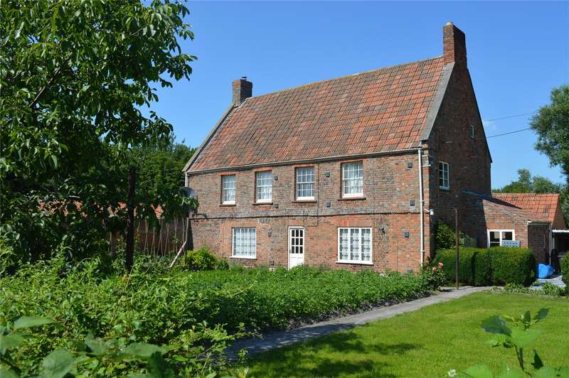 Barn Conversion Character Property for sale in New Road, East Huntspill, Highbridge, Somerset, TA9