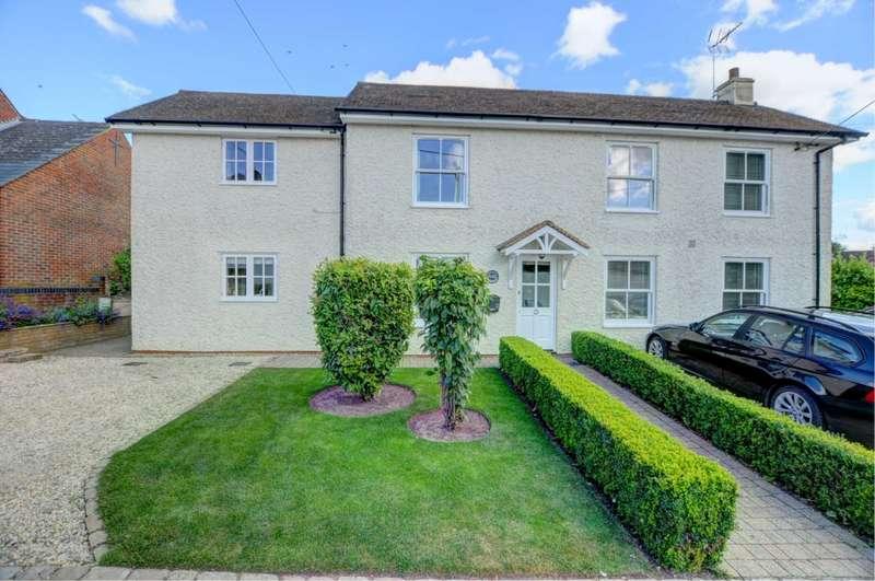 4 Bedrooms Semi Detached House for sale in Brook Street, Kingston Blount
