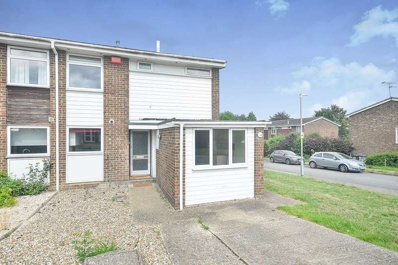 5 Bedrooms Semi Detached House for sale in Kemsing Gardens, Canterbury, CT2