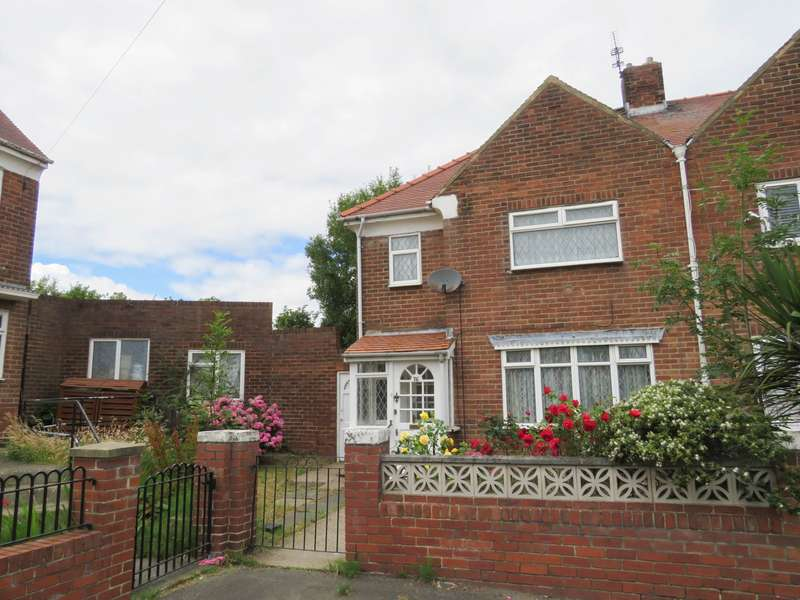 2 Bedrooms Semi Detached House for sale in Langhurst, Ryhope