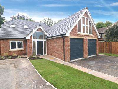 4 Bedrooms Detached House for sale in Fairleigh Court, Off Fairleigh Drive, Moorgate,