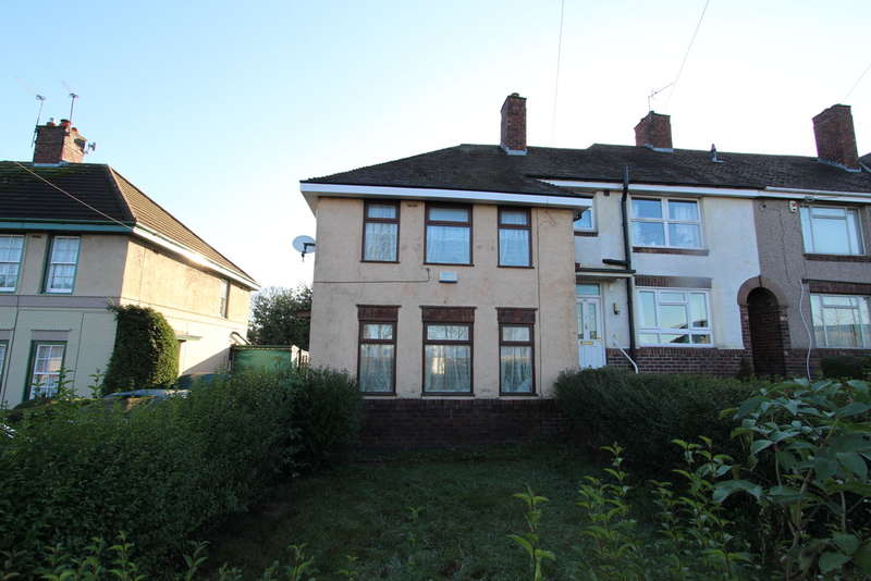 3 Bedrooms Semi Detached House for sale in Beck Road, Shiregreen