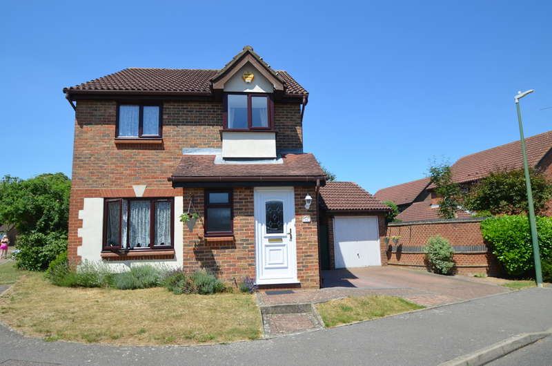 3 Bedrooms Detached House for sale in The Weavers, Maidstone