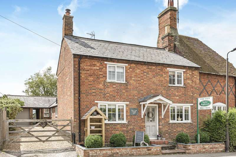 3 Bedrooms Semi Detached House for sale in Radwell Road, Milton Ernest