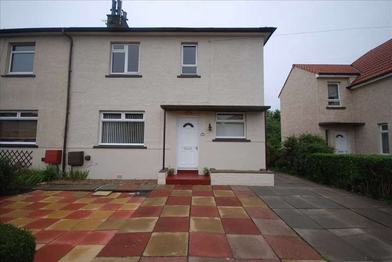 4 Bedrooms Semi Detached House for sale in Linn Road, Ardrossan