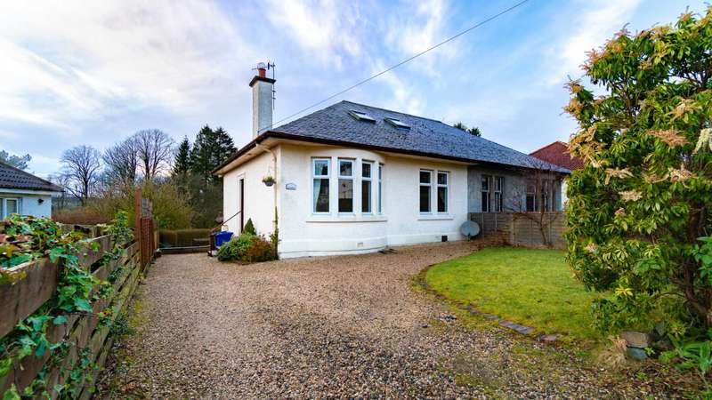 3 Bedrooms Semi Detached House for sale in Finlaystone Road, Kilmacolm