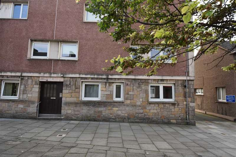 2 Bedrooms Apartment Flat for sale in High Street, Burntisland