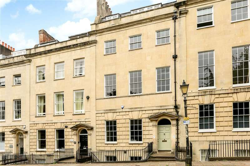 5 Bedrooms Terraced House for sale in Berkeley Square, Clifton, Bristol, BS8