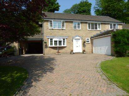 5 Bedrooms Detached House for sale in Park Road, Buxton, Derbyshire