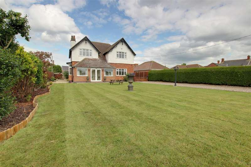 4 Bedrooms Detached House for sale in Park Road, Sutton-On-Sea