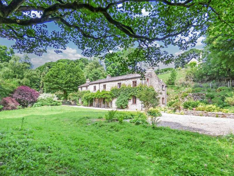 4 Bedrooms Detached House for sale in Washfold House, Hurst, Nr Reeth