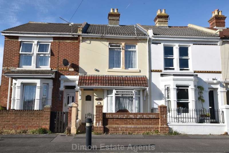 2 Bedrooms Terraced House for sale in San Diego Road, Elson