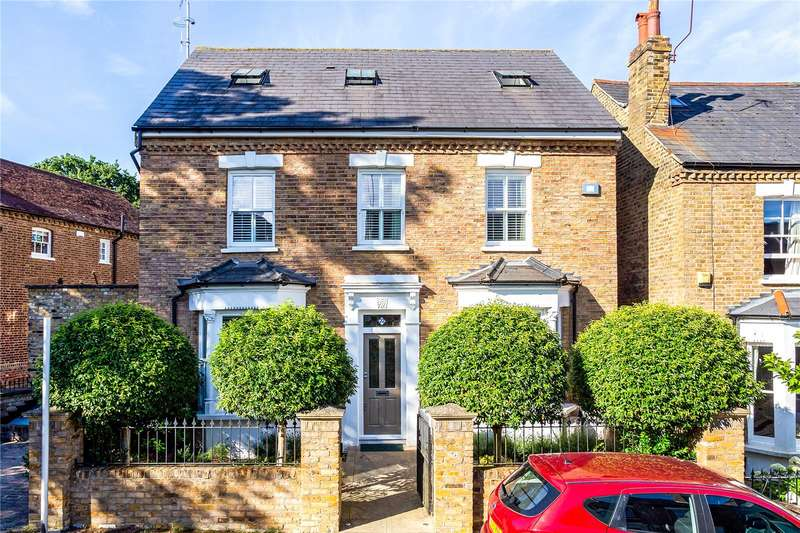 6 Bedrooms Detached House for sale in Chisholm Road, Richmond, Surrey, TW10