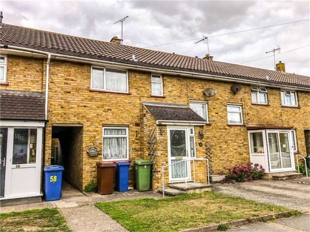 3 Bedrooms Terraced House for sale in Rectory Road, SITTINGBOURNE, Kent