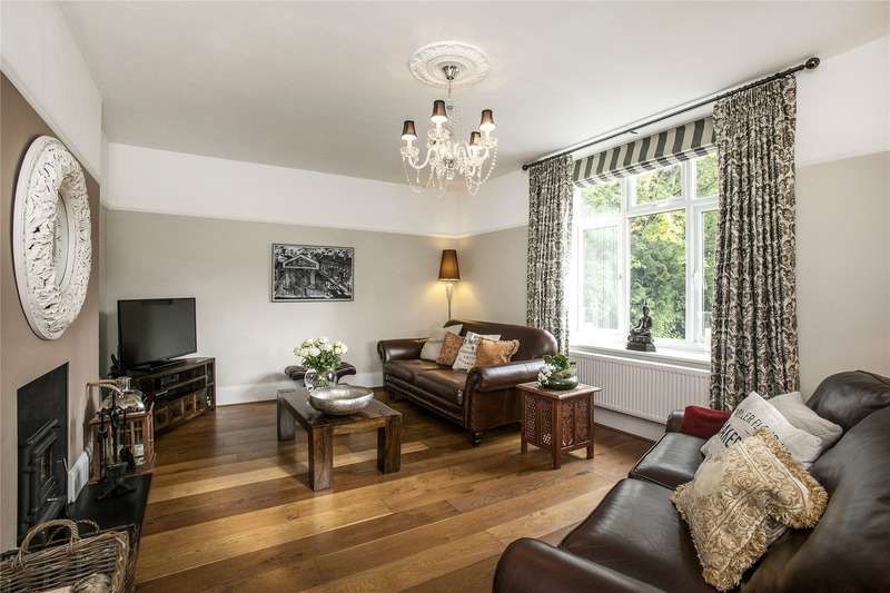 3 Bedrooms Apartment Flat for sale in Russell Hill, Purley, Surrey