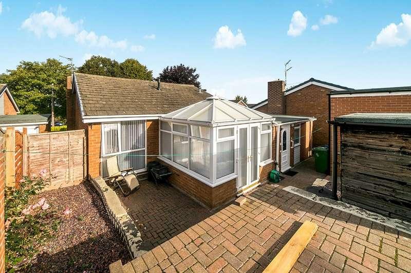 3 Bedrooms Detached Bungalow for sale in Hartside Crescent, Blaydon-on-Tyne, NE21