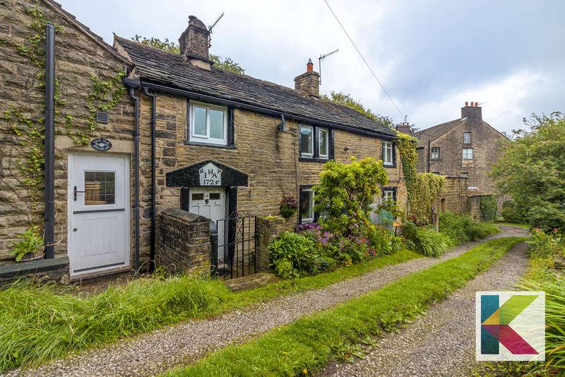 3 Bedrooms Cottage House for sale in Brook Lane, Dobcross, Saddleworth