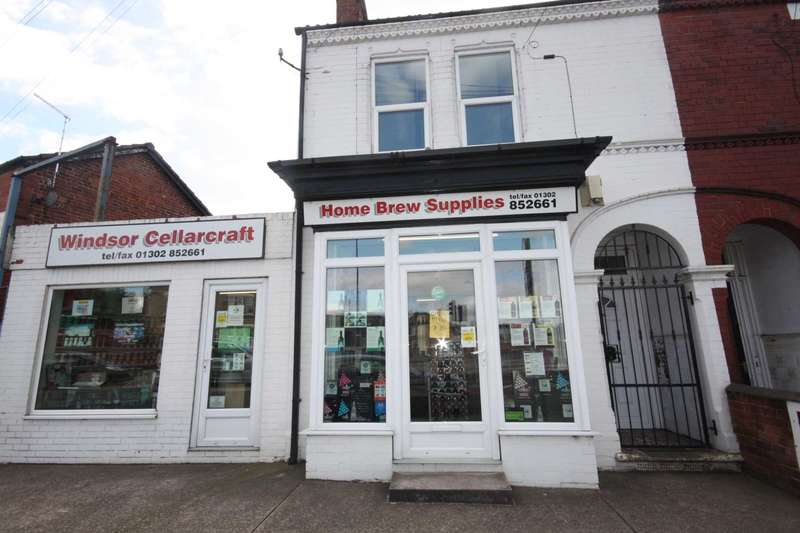 2 Bedrooms Retail Property (high Street) Commercial for sale in High Road, Doncaster