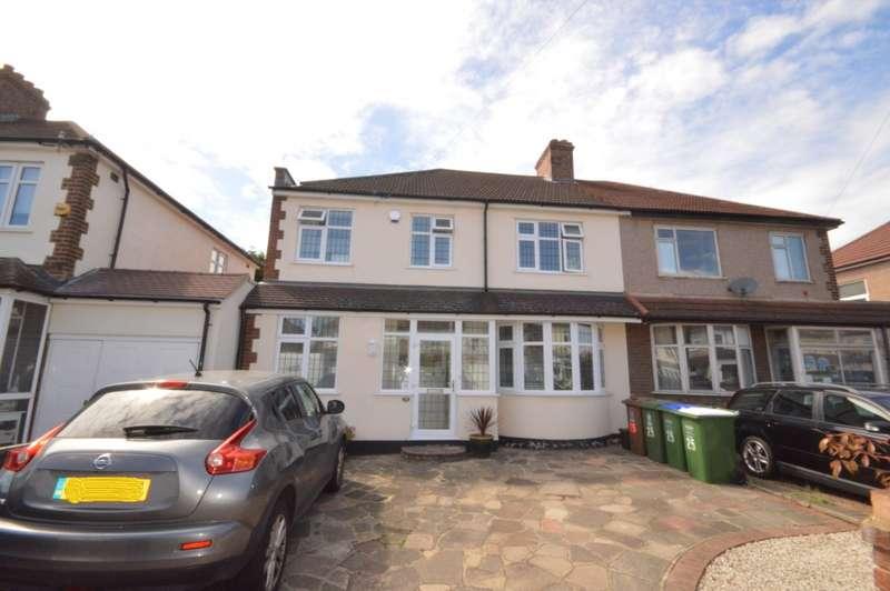 4 Bedrooms Semi Detached House for sale in Alexander Road, Bexleyheath, DA7