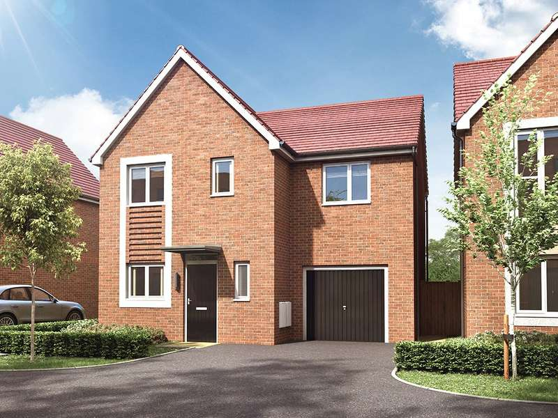 3 Bedrooms Detached House for sale in Tayleur Leas Development, Newton le Willows, Warrington, WA12