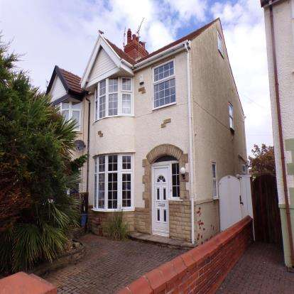 3 Bedrooms End Of Terrace House for sale in Haddon Road, Bispham, Blackpool, Lancashire, FY2