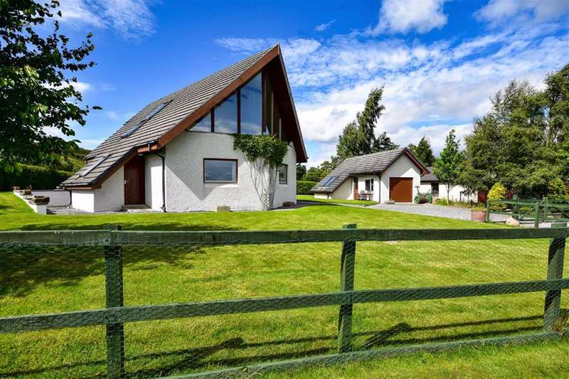 3 Bedrooms Detached House for sale in Laggan