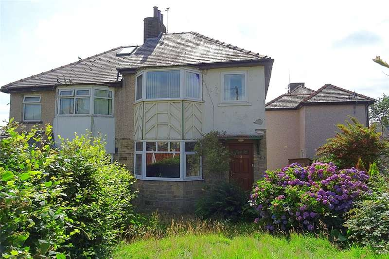 3 Bedrooms Semi Detached House for sale in Lingwood Avenue, Bradford, West Yorkshire, BD8