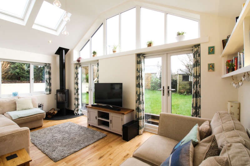 4 Bedrooms Semi Detached House for sale in Undertown , Ugborough