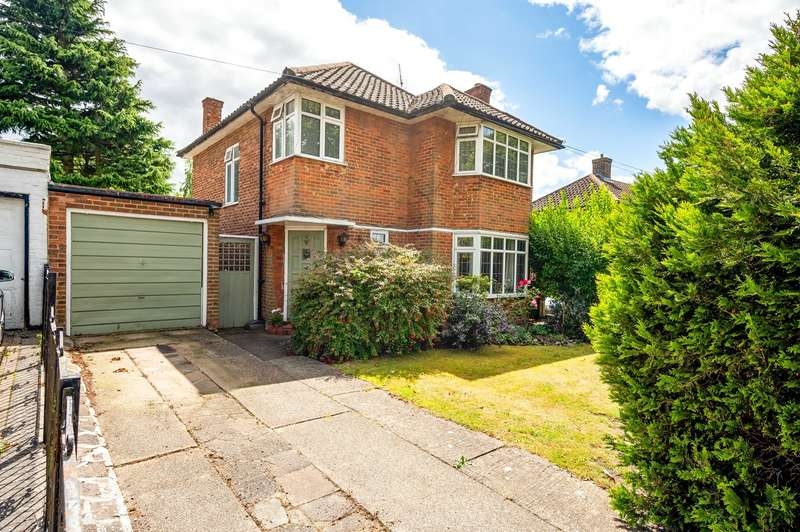 3 Bedrooms Detached House for sale in Rectory Park, South Croydon, CR2